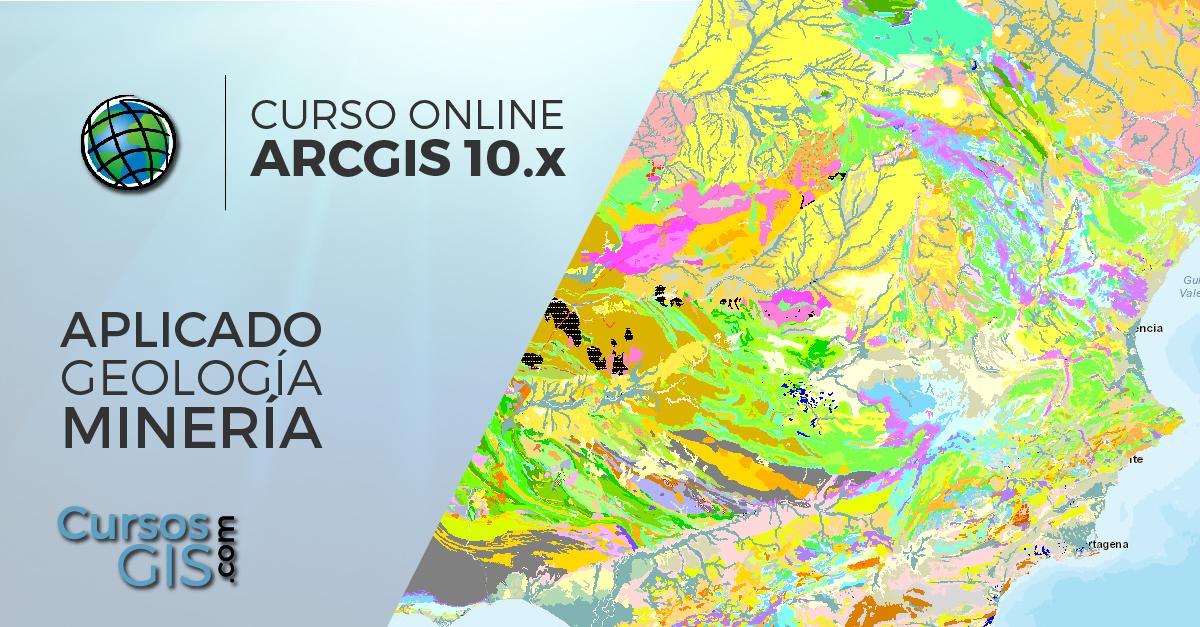 Especialista GIS geología y minería